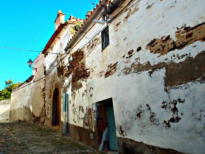 Old houses in Alcantara