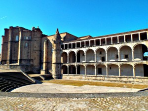 Galeria de Carlos V, Alcantara
