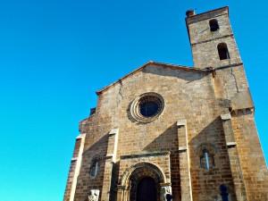 Santa Maria de Almocovar church, Alcantara