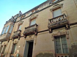 Old palace in Alcantara