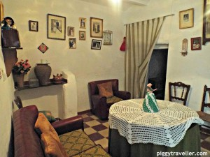 Strange house in Alburquerque - Lounge