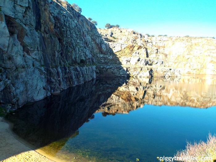 Alcantara quarry