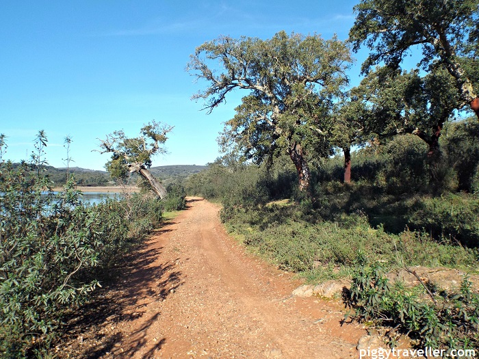 cornalvo natural park