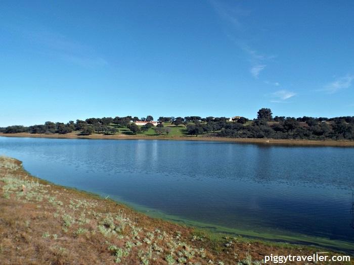 cornalvo reservoir