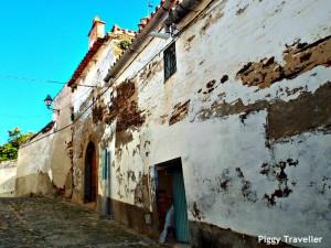 Houses in Alcántara