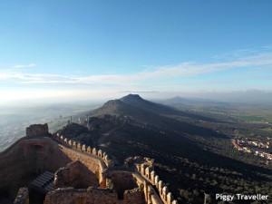 Puebla de Alcocer, castle