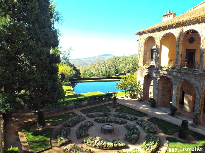 Monastery, Cuacos de Yuste