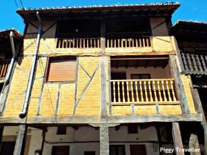 Garganta La Olla, traditional house