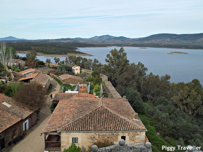 Granadilla, reservoir
