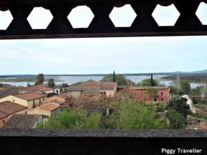 Granadilla, castle
