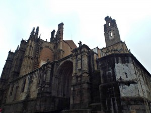Plasencia cathedral.