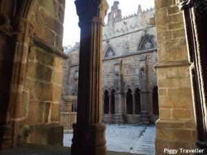 Plasencia cathedrals