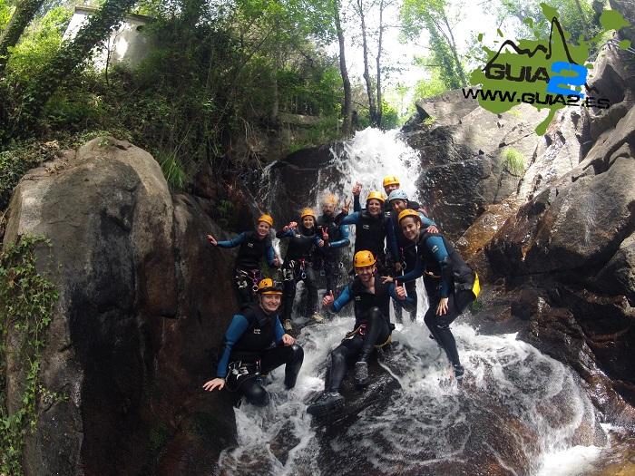 Canyoning Extremadura