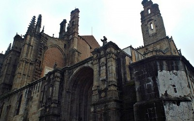 Plasencia, the city with two cathedrals in one