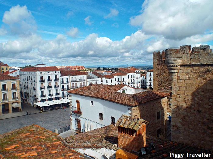 Plaza Mayor, Caceres