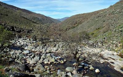 Walking in Extremadura: Garganta de los Infiernos Nature Reserve