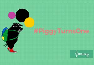 Piggy Turns One