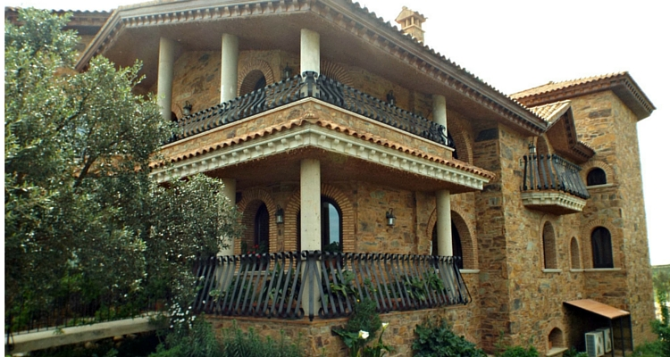 Accommodation in Extremadura: Villa Cardadorum, Ahigal