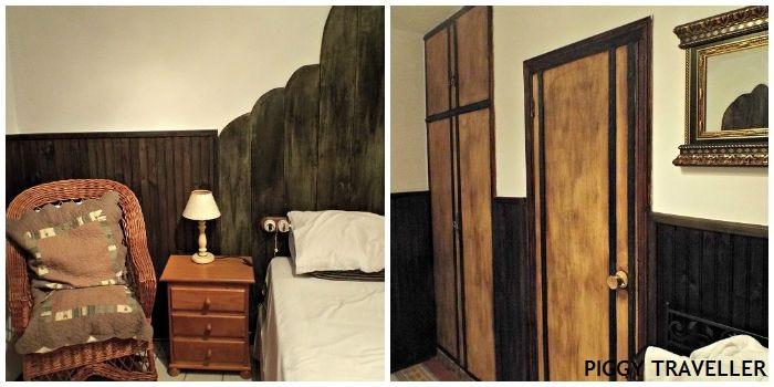 Casa Bethona, Jerte_bedroom