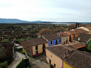 ghost town, Extremadura, granadilla, abandoned places, ghost towns