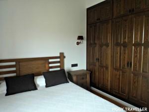 Villa Cardadorum, Ahigal. Double room.