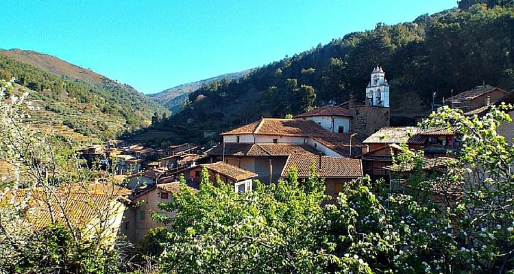 Spanish rural little gems – Robledillo de Gata