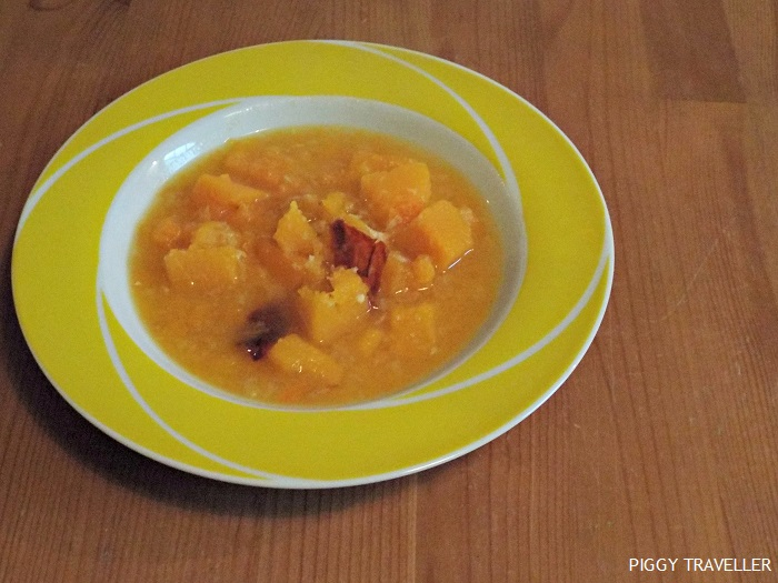 pumpkin recipe, spanish recipes