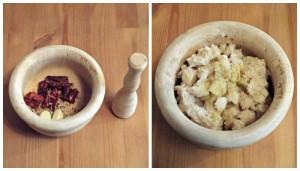 mortar, pumpin recipes