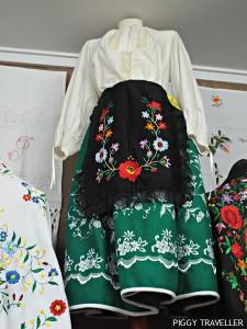 skirt and apron