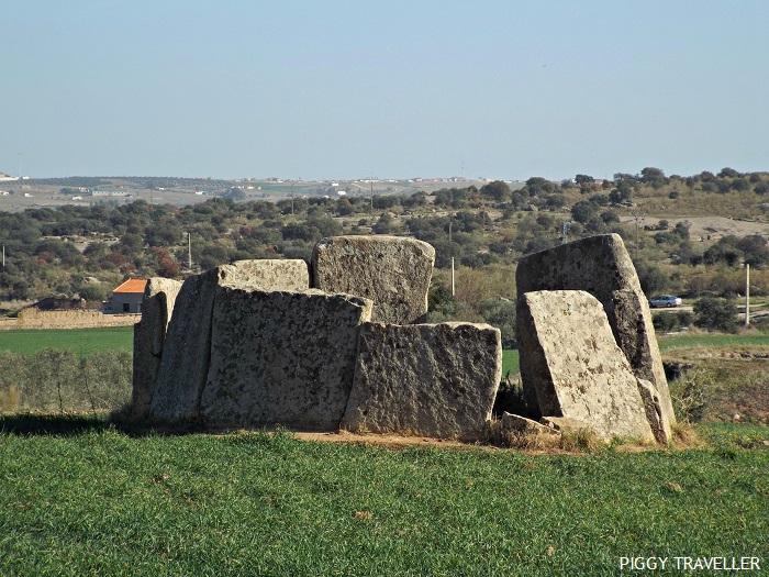 Magacela dolmen
