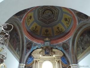Church in Montánchez, Extremadura