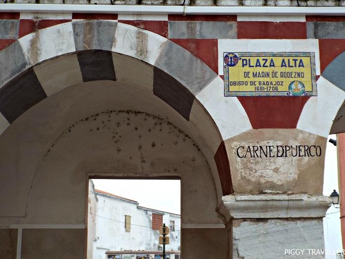 Plaza Alta - Badajoz, Extremadura