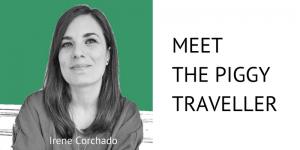 Irene Corchado, Piggy Traveller