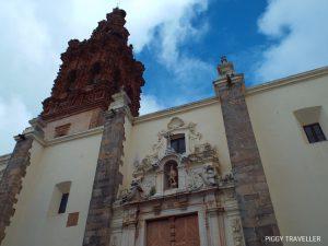 San Miguel church, Jerez de los Caballeros, Extremadura