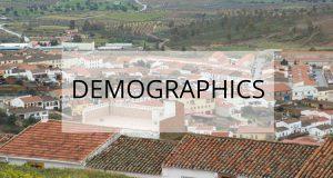 extremadura demographics