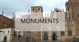 extremadura monuments