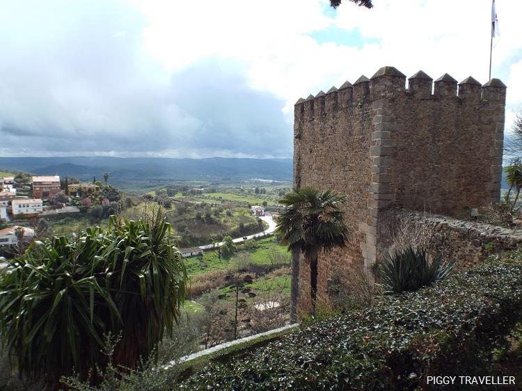 torre del homenaje, templar castle, Jerez de los Caballeros, Extremadura