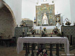 church, monastery, extremadura