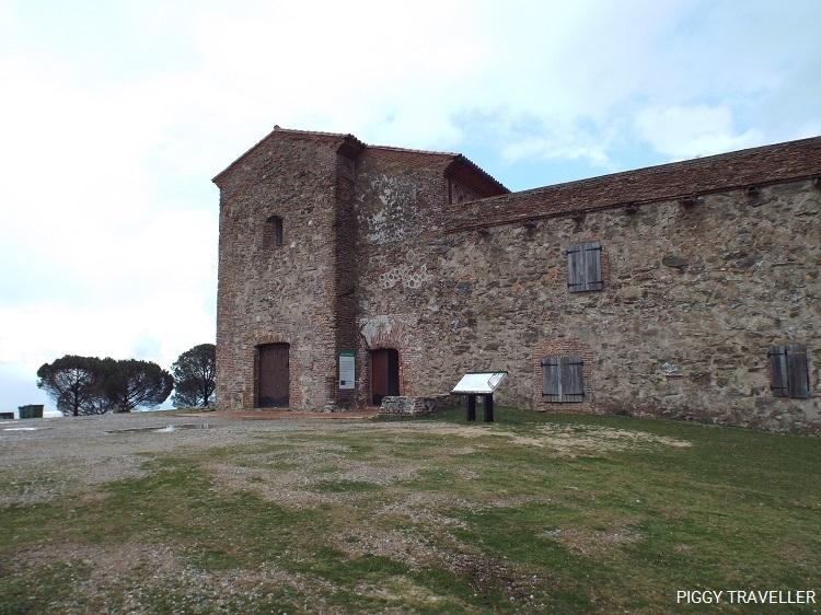 tentudia monastery, extremadura
