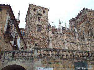 Royal Monastery of Guadalupe, Extremadura