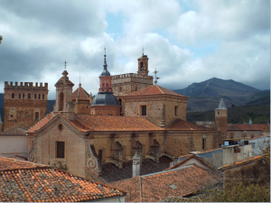 Views of the Monastery, Guadalupe