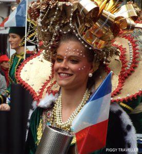 Badajoz Carnival_ Marie Antoinette
