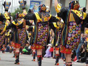 Badajoz Carnival_ boxers