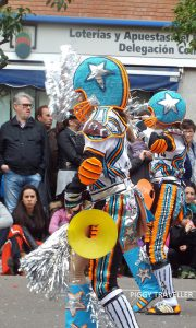 Badajoz Carnival_ children SuperBowl