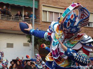 Badajoz Carnival_SuperBowl