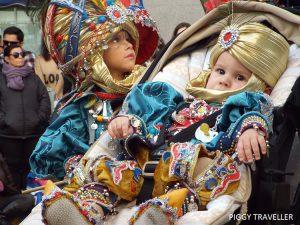 Badajoz Carnival_baby