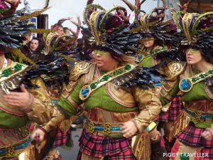 Badajoz Carnival_celt fighters