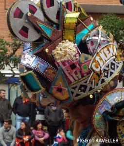 Badajoz Carnival_cinema hat
