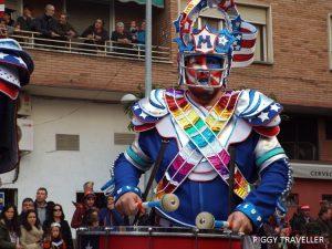 Badajoz Carnival_drummer