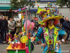 Badajoz Carnival_feria